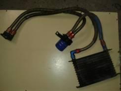 Проставка под масляный радиатор. Honda Zest