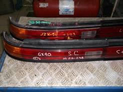 Стоп-сигнал. Toyota Mark II, JZX90, GX90 Двигатель 1GFE