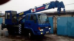 Isuzu Forward. Продам автокран, 7 000 куб. см., 5 000 кг., 23 м.