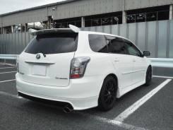 Накладка на спойлер. Toyota Corolla Fielder. Под заказ