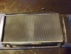 Радиатор охлаждения двигателя. Honda Airwave, GJ1