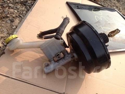 Цилиндр главный тормозной. Nissan X-Trail, NT30 Двигатель QR20DE
