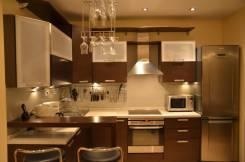 1-комнатная, улица Давыдова 42а. Вторая речка, частное лицо, 43 кв.м. Кухня