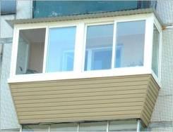 Ч. Л установка, ремонт балконы лоджии по низким ценам , короткие сроки