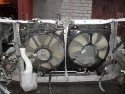 Радиатор охлаждения двигателя. Toyota RAV4, ACA21W, ACA21 Двигатель 1AZFSE