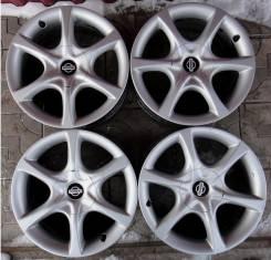 Nissan. 7.5x17, 5x114.30, ET40, ЦО 66,0мм.