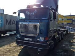 International 9800. Продам седельный тягач , 10 824 куб. см., 24 500 кг.