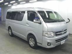 Toyota Hiace. TRHKDH200, 2KD