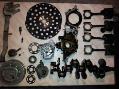 Крышка коленвала. Honda: Civic Ferio, CR-X Delsol, Civic, Integra SJ, Domani, Partner, Integra, Ballade, Civic CRX Двигатели: D13B, D16B1, P6DD6, D14A...
