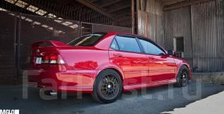 Обвес кузова аэродинамический. Honda Accord, CL1
