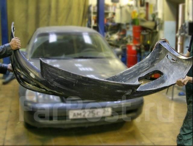 Обвес кузова аэродинамический. Honda Prelude, BB4