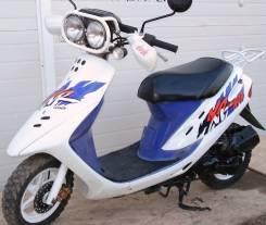 Honda Dio AF28 XR Baja. 49 куб. см., исправен, без птс, без пробега. Под заказ