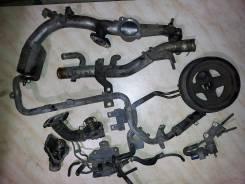 Корпус термостата. Nissan: Fairlady Z, 370Z, Infiniti M Hybrid, Infiniti G35/37/25 Sedan, Elgrand, Cedric, Infiniti FX35/FX37/FX50, Presage, Infiniti...