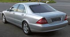 Mercedes-Benz S-Class. W220, 112
