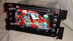 Штатная маг-ла Suzuki Grand Vitara, Escudo 2005 + 3G GPS BT/DVD/Wi-fi