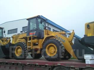 Foton. Фронтальный погрузчик FL935E, 6 870 куб. см., 3 000 кг.