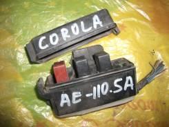 Блок предохранителей под капот. Toyota: Corolla, Corolla Levin, Sprinter, Sprinter Trueno, Corolla Spacio, Sprinter Carib Двигатели: 3CE, 7AFE, 4ZZFE...