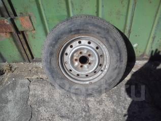Продам колесо 205/70 R14. 5x114.30
