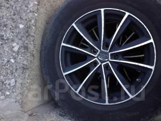 Колеса Sakura Wheels + Michelin Latitude X-Ice M + S. 7.0x16 5x114.30 ET40 ЦО 73,1мм.