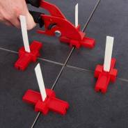 Система быстрого выравнивания керамической плитки и керамогранита