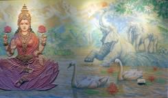 3D рисунок, фрески, барельеф, маски, парковый дизайн и прочее.