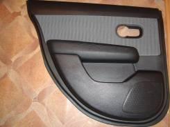Обшивка двери. Nissan Tiida Latio, SC11 Nissan Tiida, SC11X, SC11 Двигатели: HR15DE, HR16DE