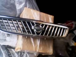 Решетка радиатора. Nissan Sunny, FB15 Двигатель QG15DE
