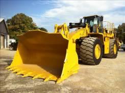 Caterpillar. Фронтальный погрузчик CAT 988G