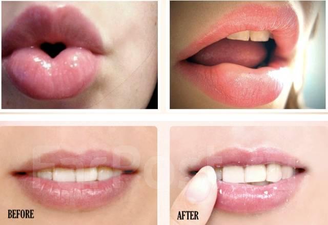 питательная маска для губ