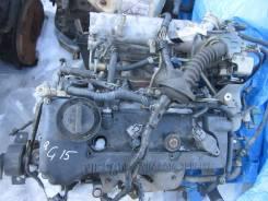 Двигатель в сборе. Nissan Sunny Двигатели: QG15DE, QG15