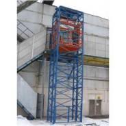Шахтный подъемник Титан для промышленных предприятий