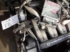 Двигатель в сборе. Mazda MPV, LW5W Двигатель GYDE. Под заказ