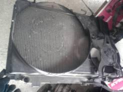 Радиатор охлаждения двигателя. Toyota Noah Двигатель 3S