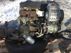 Двигатель. Isuzu Elf, NHR69 Двигатель 4JG2