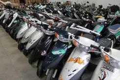 Японские мопеды и скутеры с гарантией и запчасти к ним