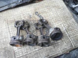 Поршень. Toyota Corolla, EE97 Двигатель 2E