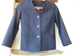 Пиджаки школьные. Рост: 116-122, 122-128, 128-134 см