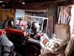 Changchun. Китайский трактор