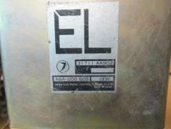 Блок управления двс. Subaru Legacy, BC5, BF5 Subaru Legacy Wagon, BF5 Двигатели: EJ20G, EJ20