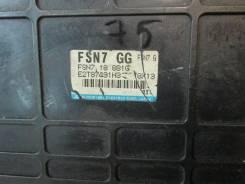Блок управления двс. Mazda Capella, GFEP, GFFP, GF8P, GFER Двигатель FSZE