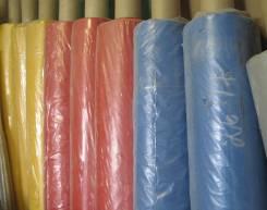 Ткань ПВХ, плёнка прозрачная. Под заказ