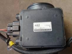 Датчик расхода воздуха. Mitsubishi Chariot Grandis, N96W, N86W Двигатель 6G72GDI