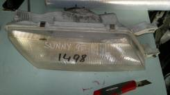Фара на Nissan Sunny FB14 1498 правая