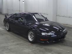 Nissan Silvia. S14, SR20