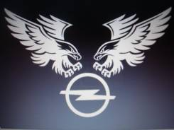 Наклейка. Opel