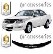 Дефлектор капота. Nissan Almera Classic, 2006