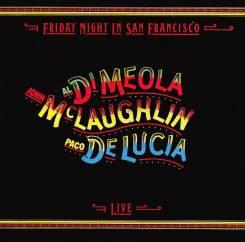 Al Di Meola, John McLaughlin, Paco De Lucia. Live (CD/фирм. )