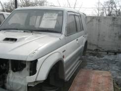 Кузов в сборе. Mitsubishi Pajero, V46W, V46WG Двигатель 4M40