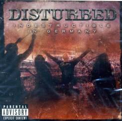 Disturbed - Indestructible In Germany (DVD/фирм. )