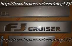 Накладка на дверь. Toyota FJ Cruiser